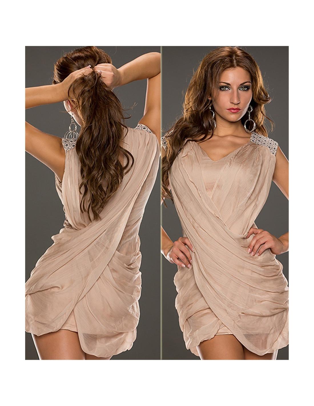 DETAIL_11327 - Vestido Organza - M-PR2010324094