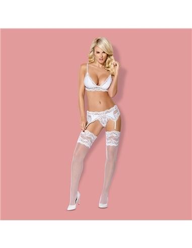Conjunto 810-Seg Obsessive Branco - 36-38 S/M - PR2010346155